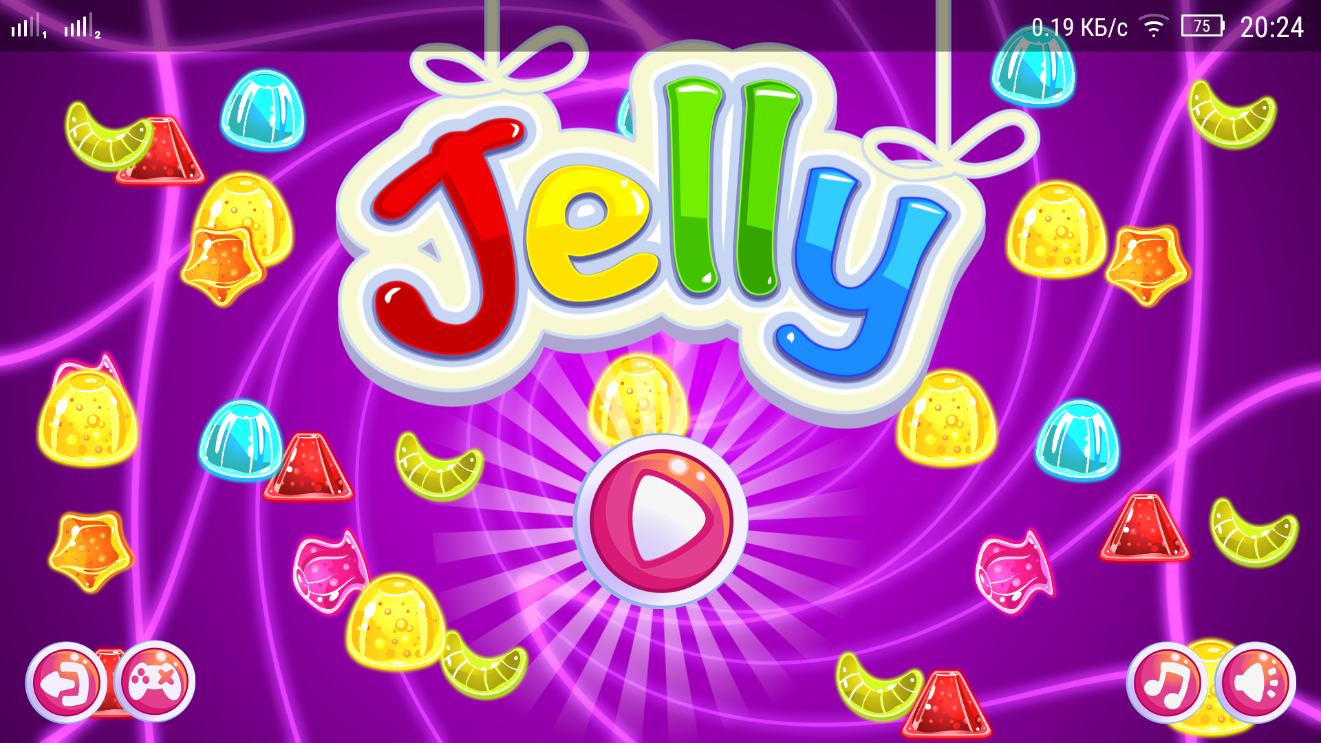 Jelly Match 3
